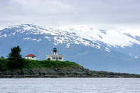 Point Retreat Lighthouse, Near Juneau, Alaska