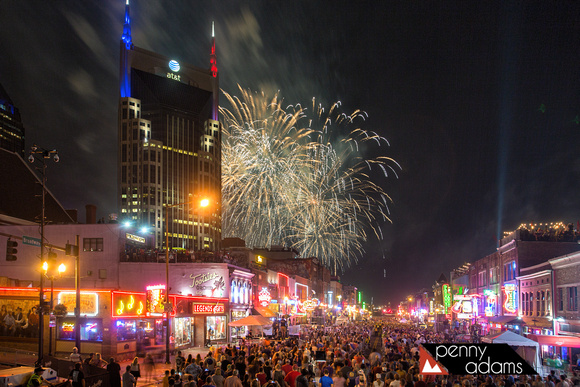 Music City July 4th, 2018