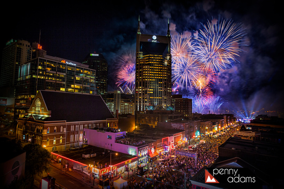 Let Freedom Ring, July 4th, 2014, Nashville, Tennessee
