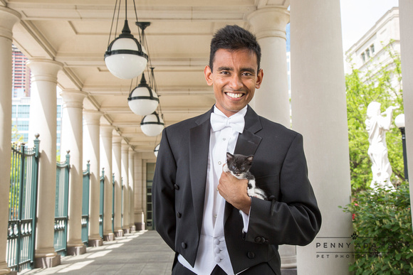 Vinay Parameswaran, Assistant Conductor, Nashville Symphony: Real Men Who Love Cats