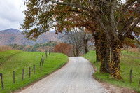 Hyatt Lane, Cades Cove, Great Smoky Mountains, Tennessee