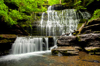 Machine Falls, Near Tullahoma, Tennessee
