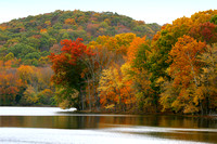 Radnor Lake in Autumn, Nashville, Tennessee